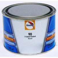 GLASURIT 90-A 350 DARK RED 0,5 LT (old 90-A352)