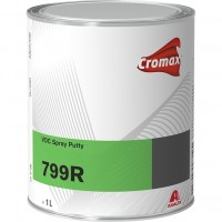 CROMAX 799R PUTTY SPRAY 1L