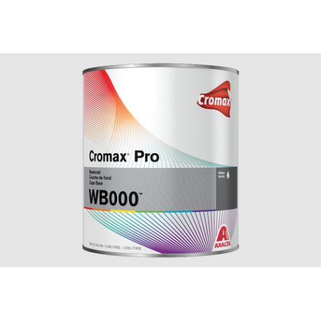 CROMAX PRO WB45 TRANSPARENT YELLOW 0,5L