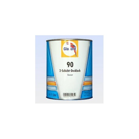 GLASURIT 90-A 1250 DARK BLACK 1L