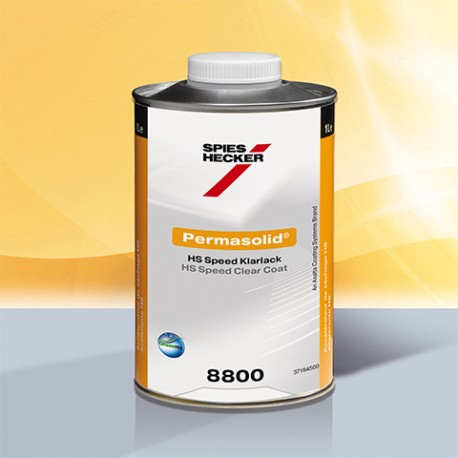 SPIES-HECKER 8800 CLEARCOAT 1L