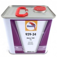 GLASURIT 929-34 HARDENER SLOW 2,5L