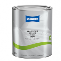STANDOX 2078081 SYSTEM FULLER MEDIUM GREY 3,5L